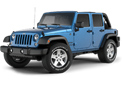 New Jeep Wrangler Unlimited in Quesnel